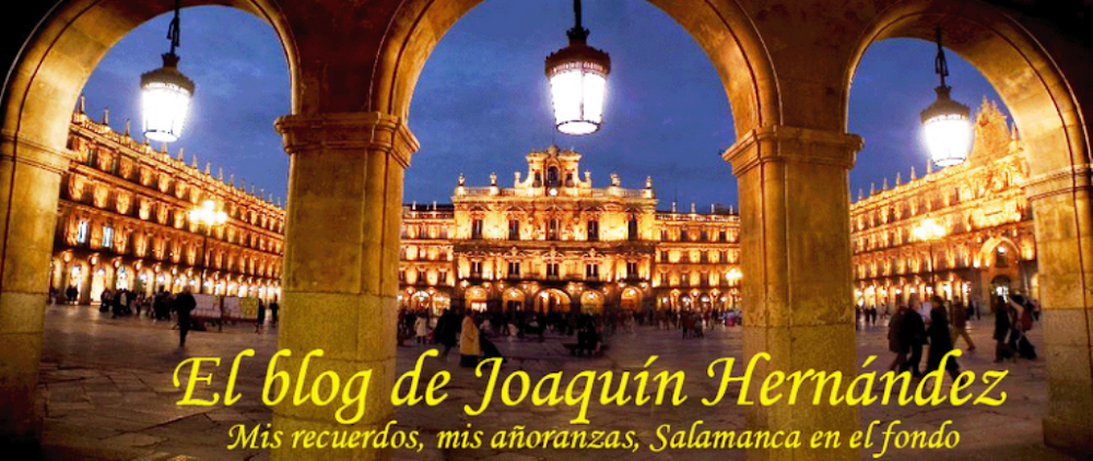 El Blog de Joaquín Hernández