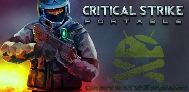 Critical Strike Portable v3535 Apk Mod [Unlimited Money]