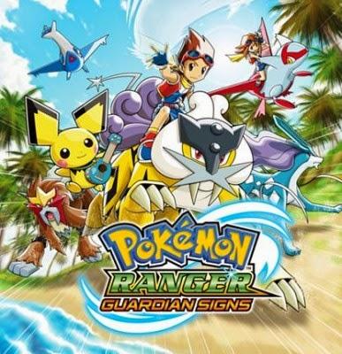 Pokémon Ranger – Guardian Signs (Español) (Nintendo DS)