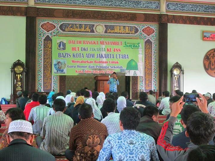 Masjid Babussalam Walikota Jakarta Utara Walikota Jakarta Utara