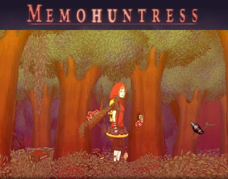 Memohuntress walkthrough all items.