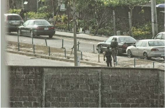 Lekki Armed Robbery Attack-fcmb