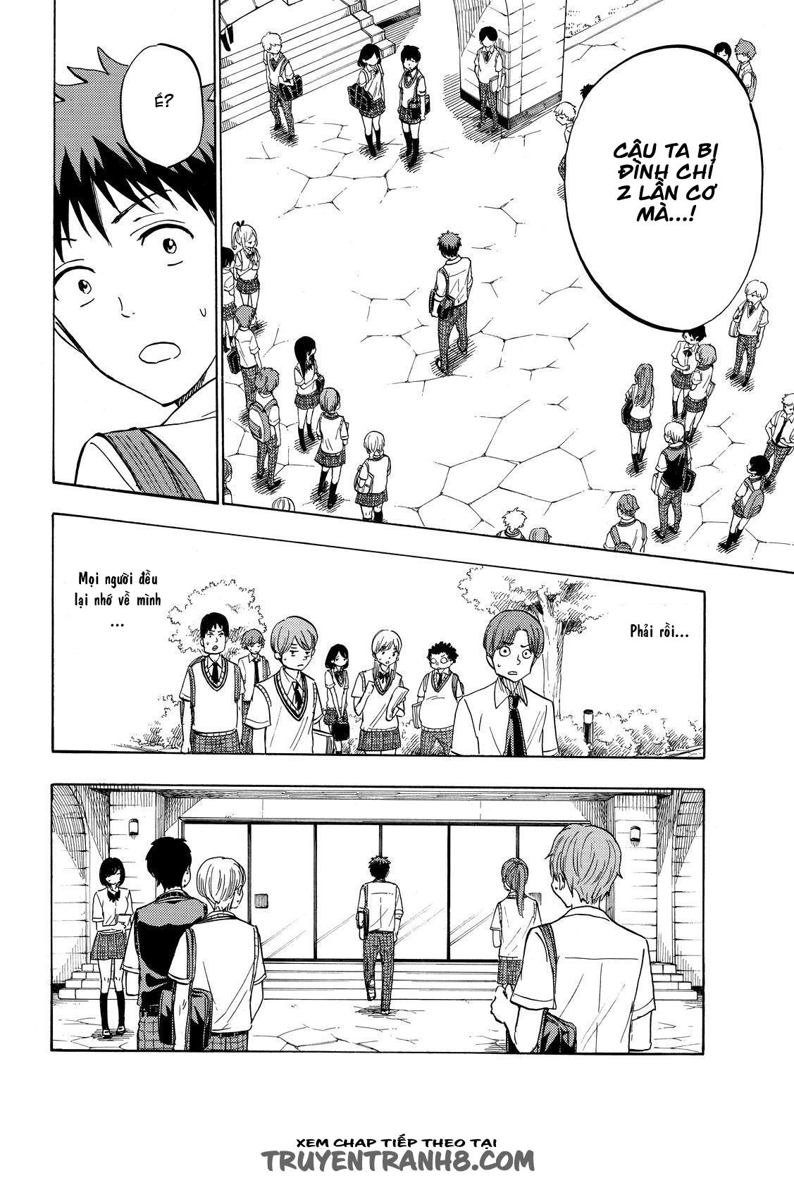 Yamada kun to 7 nin no Majo Chap 224 - Trang 12