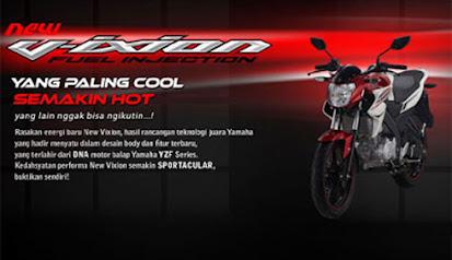 New Yamaha Vixion   Spesifikasi Lengkap dan Harga