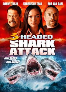 3 Headed Shark Attack (2015) – โคตรฉลาม 3 หัวเพชฌฆาต [พากย์ไทย]