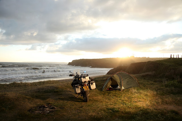 r1200gs motorcycle tour ireland