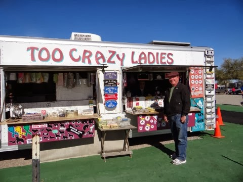 Walkabout With Wheels Blog Too Crazy Ladies RV Badges And