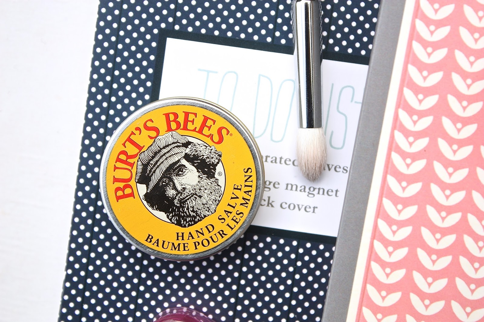 Burts Bees Hand Balm Review