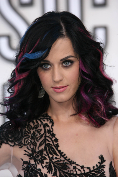 katy perry hair hairstyles show