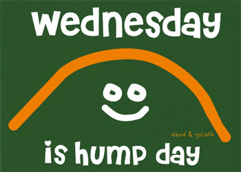 not called humpday for no