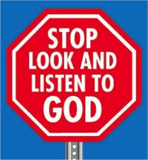 Listening To God Forum Listening To God Exercise