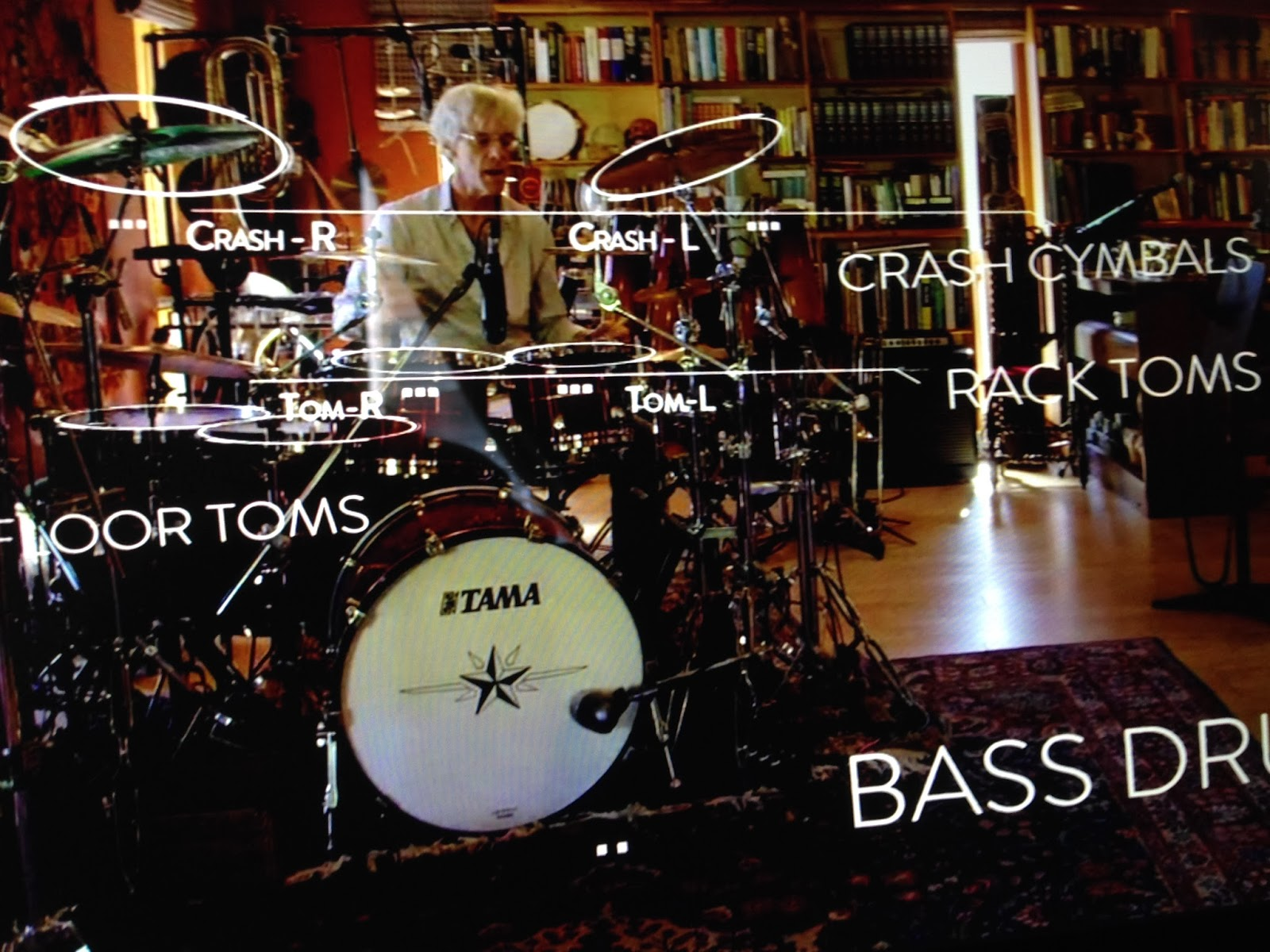 Tim ferriss drums