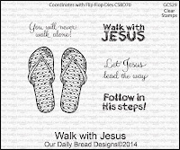 Our Daily Bread designs Walk With Jesus