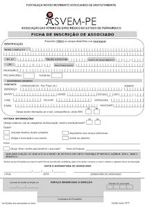 FORTALEÇA NOSSO MOVIMENTO ASSOCIANDO-SE GRATUITAMENTE