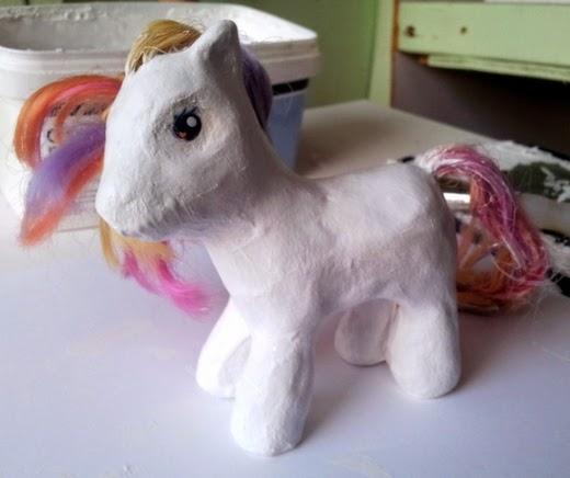 Carmen Wing: Altered My Little Pony - My Celtic Pony