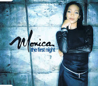 Monica - The First Night (CDM) (1998)