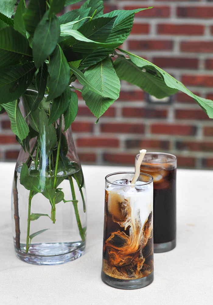 Cold Brewed Coffee Creamer Drink Recipe