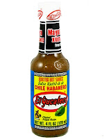 El Yucateco XXXtra Hot Kutbil-Ik Mayan Hot Sauce