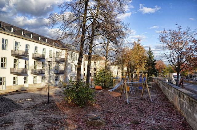 Baustelle The Metropolitan Gardens, Clayallee / Saargemünder Straße, 14195 Berlin, 18.10.2013