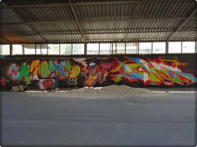 Graffiti Dźwiękzłam 2013