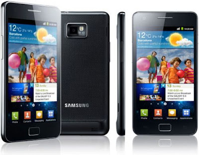 SAmsung Galaxy S II User manual