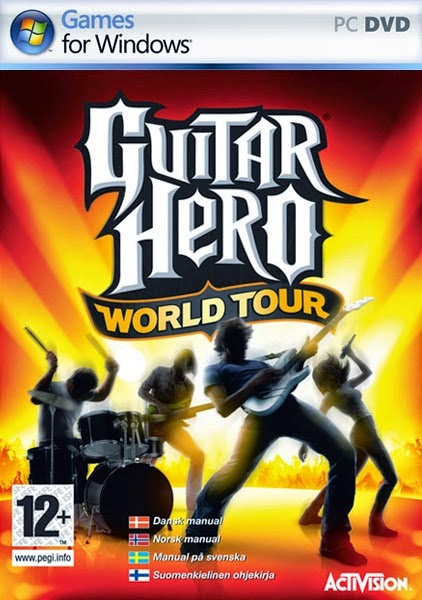 Guitar Hero World Tour Full Version