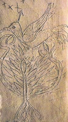 Οι γκραφιτάδες του Μεσαίωνα ήταν πιστοί Χριστιανοί