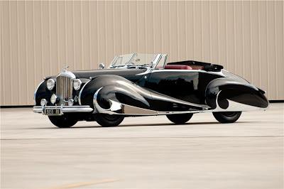 Bentley Mark VI Franay