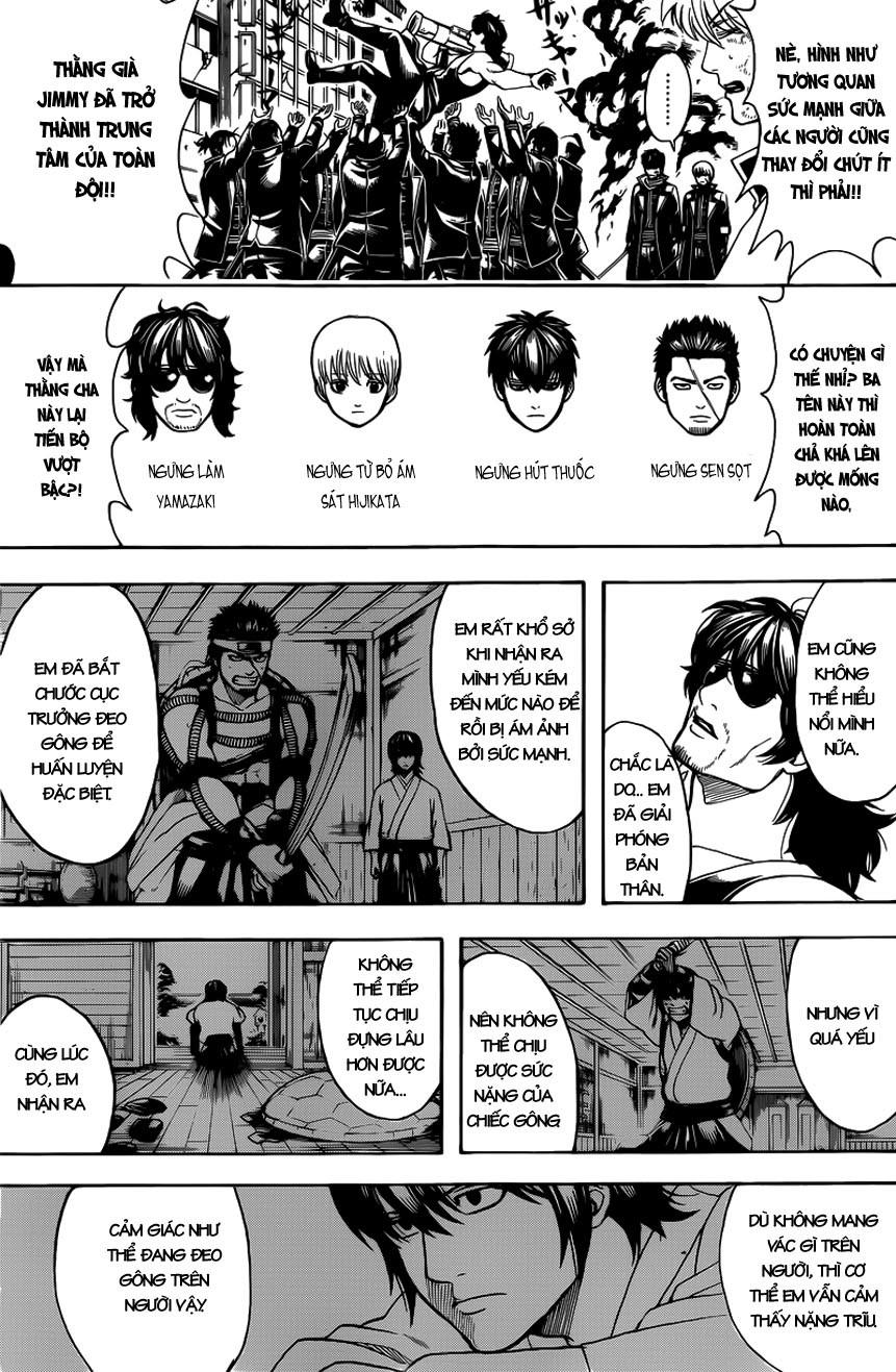 Gintama Chap 607 - Trang 3