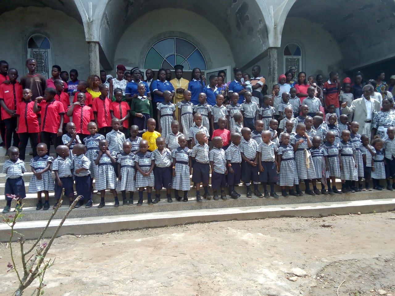 9η αποστολή στην Ουγκάντα