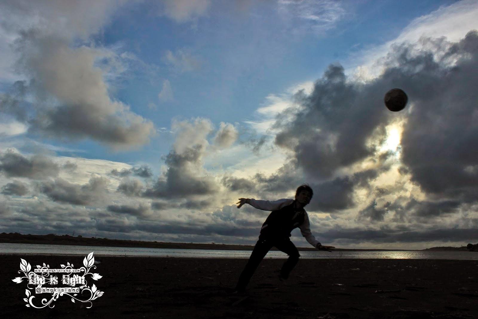 angki dan bola