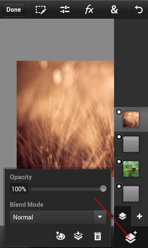 Using gradients to blend images - linkedin.com