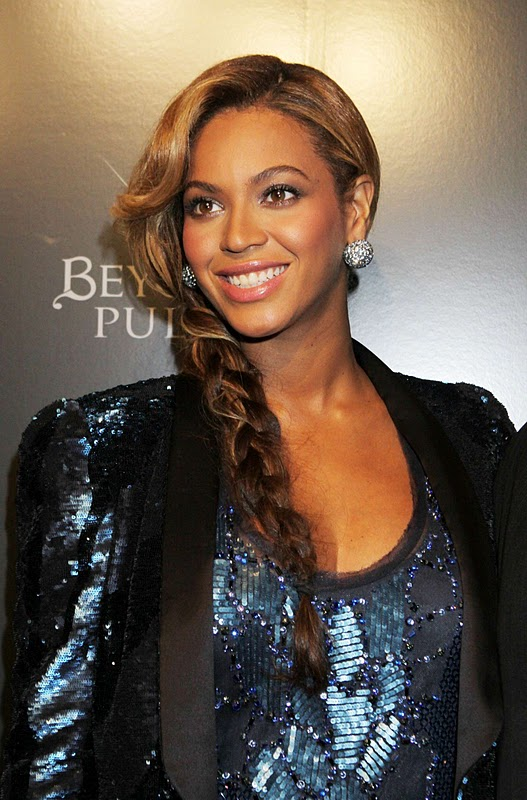 "Beyonce – ""Pulse"" Fragrance Launch in New York"