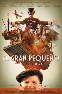 El gran pequeño (Little Boy) (2015)