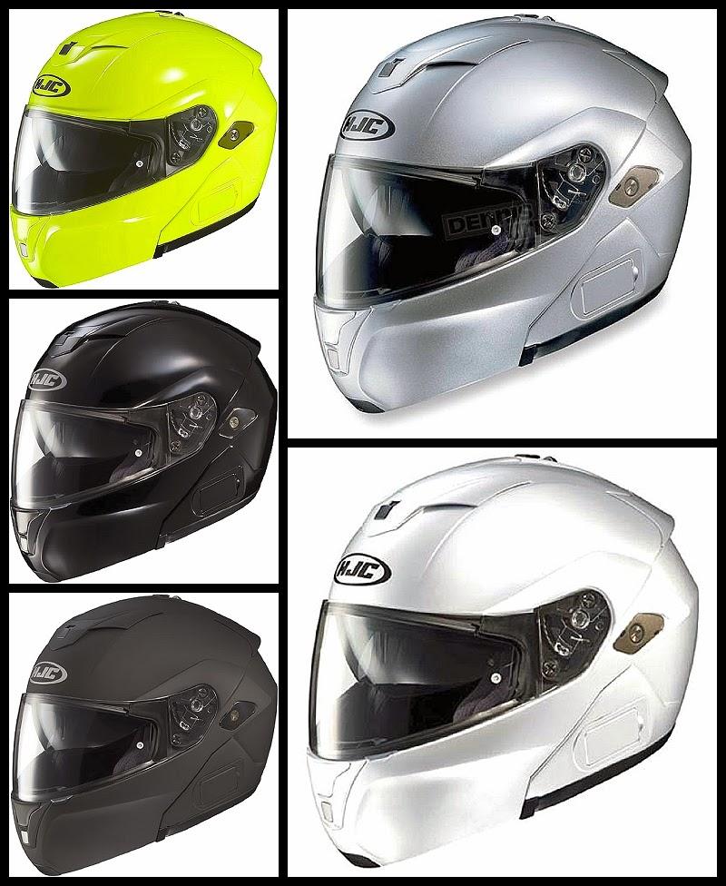 HJC Modular SY-Maxbt III Full Face Motorcycle Helmet