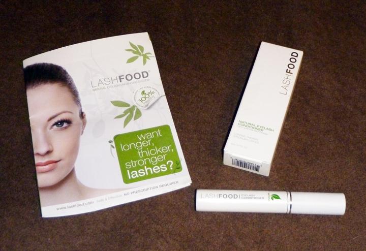 Lashfood Nano Peptide Natural Eyelash Conditioner Review