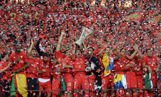 Sevilla gana su cuarta Europa League.