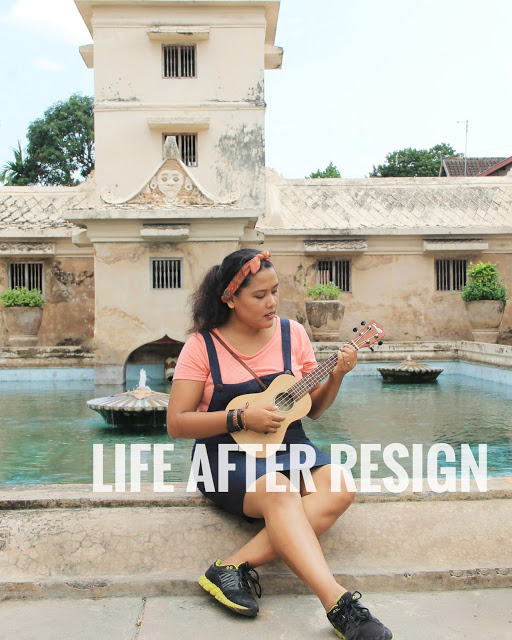 LIFE AFTER RESIGN