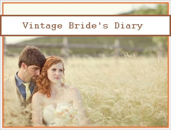 Vintage Bride's Diary