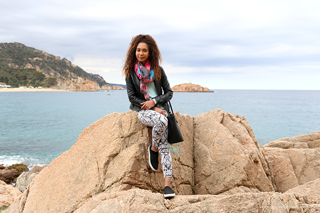 Travel: Tossa de Mar Beach