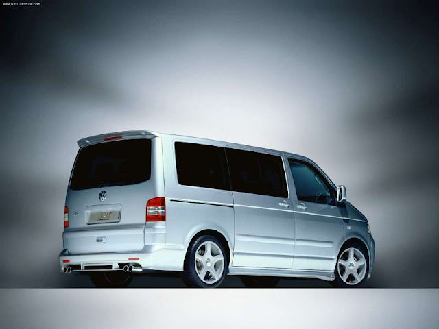 ABT VW Sporting Van T5 (2003)
