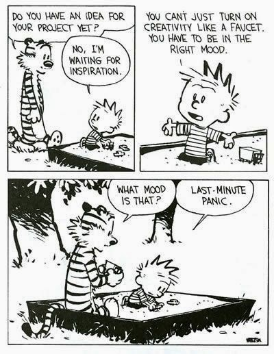 Calvin & Hobbes ~