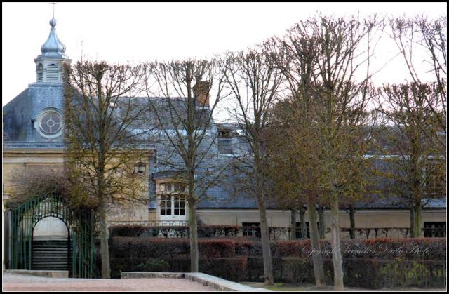 Chapelle Petit Trianon Versailles