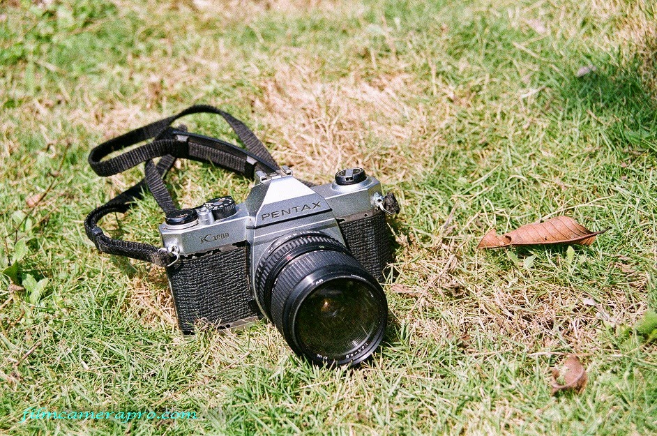 SLR Pentax K1000