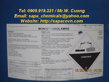 Monoethanolamine (MEA) 99,8%