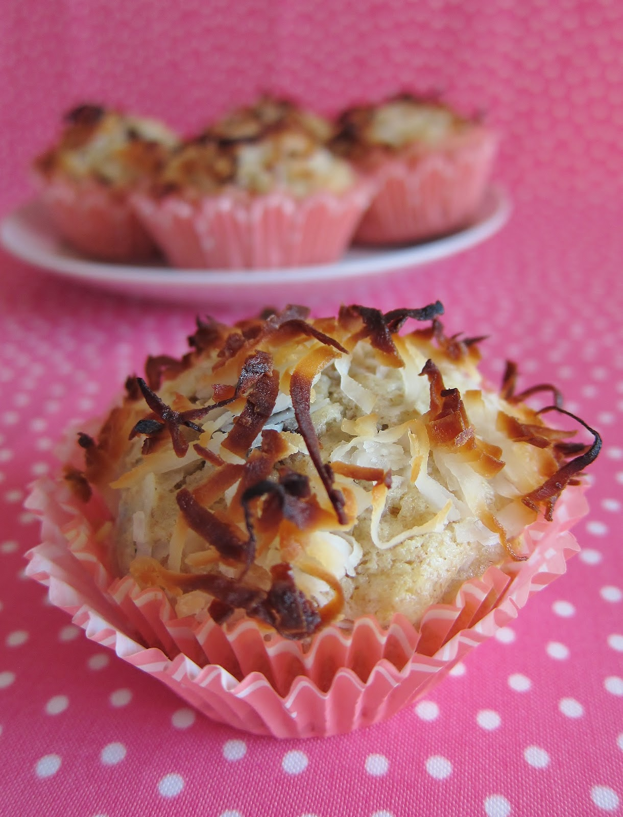 Hawaii Inspired POM (Pineapple, Orange And Mango) Not POG Muffins With ...