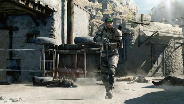 Tom Clancy's Splinter Cell: Blacklist HD Wallpaper