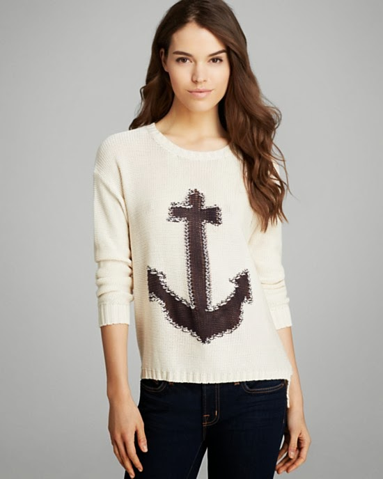 Nautical by Nature | Nautical Sweaters Vintage Havana Sweater