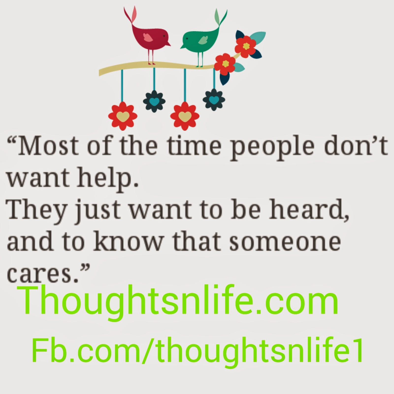 Thoughtsnlife, love quotes, sayings about love,someone cares for you