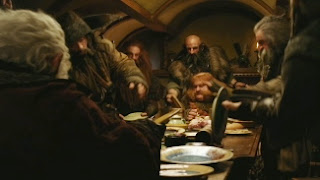 a look at the different racial encounter of bilbo baggins in the novel the hobbit by jrr tolkien The hobbit: an unexpected journey is the first of peter jackson's the hobbit film trilogy based on jrr tolkien's 1937 novel the hobbit it was released on 14 december 2012 in north america it was followed by the desolation of smaug in 2013 and by the battle of the five armies in 2014.